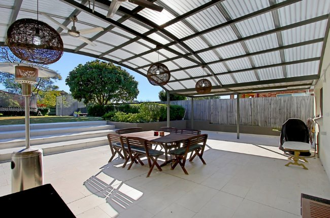 Polycarbonate dome patio, perth